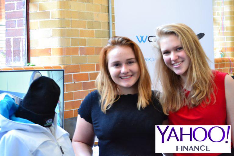 Wotter Entrepreneurs in Yahoo Finance