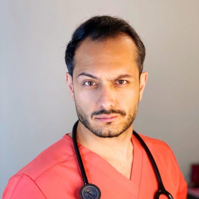 Dr. Iman Taheri
